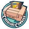 Cardboard Console