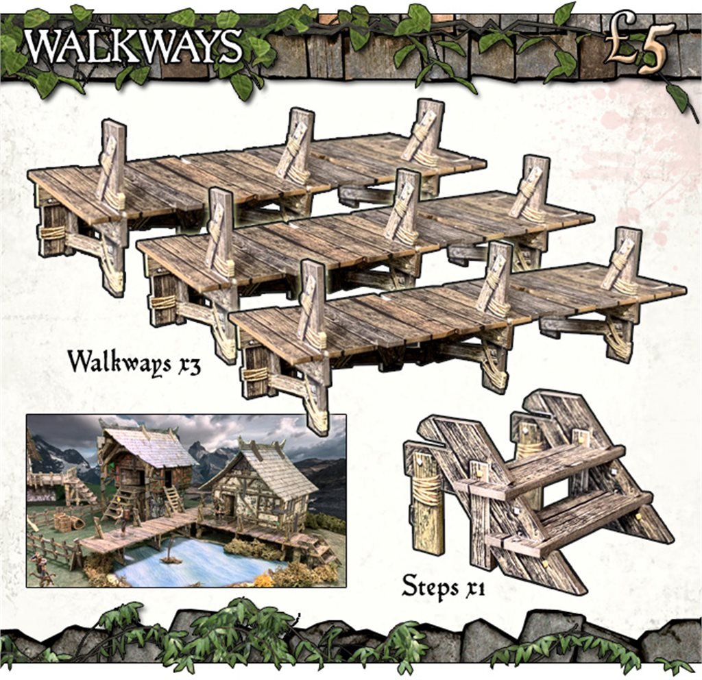Raised Walkways
