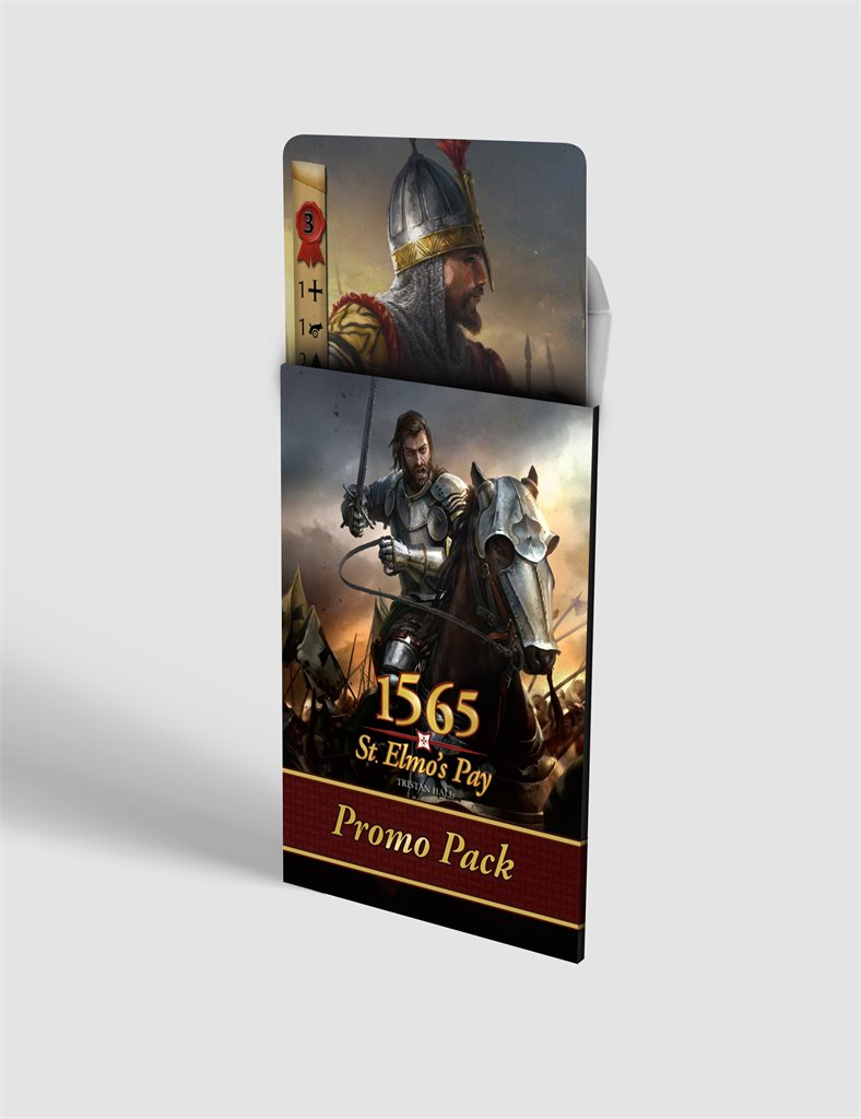 1565, St Elmo's Pay Promo Pack