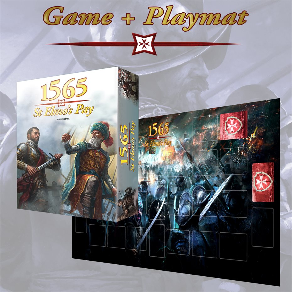 1565 Game + Playmat