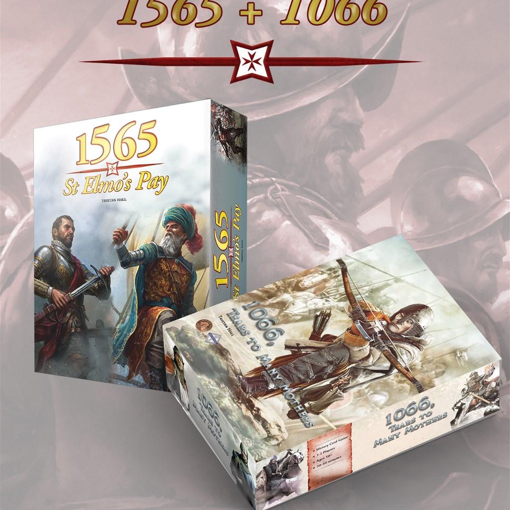 Both Games: 1066 + 1565