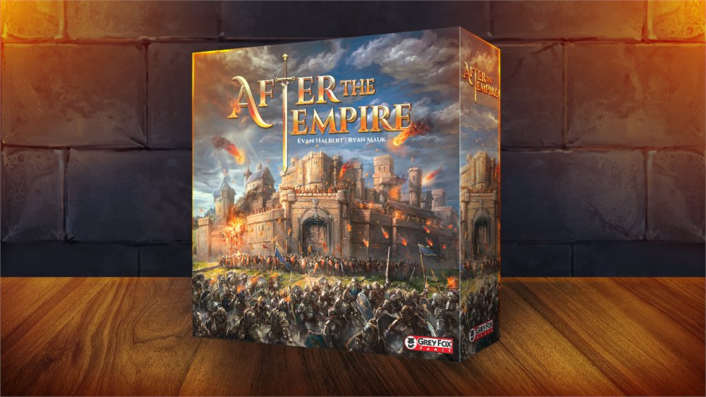 After the Empire Fortress Pre-Order