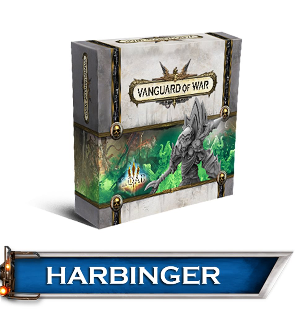 Harbinger expansion