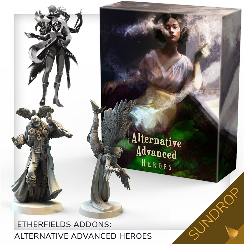 Alternative Advanced Heroes (Sundrop)