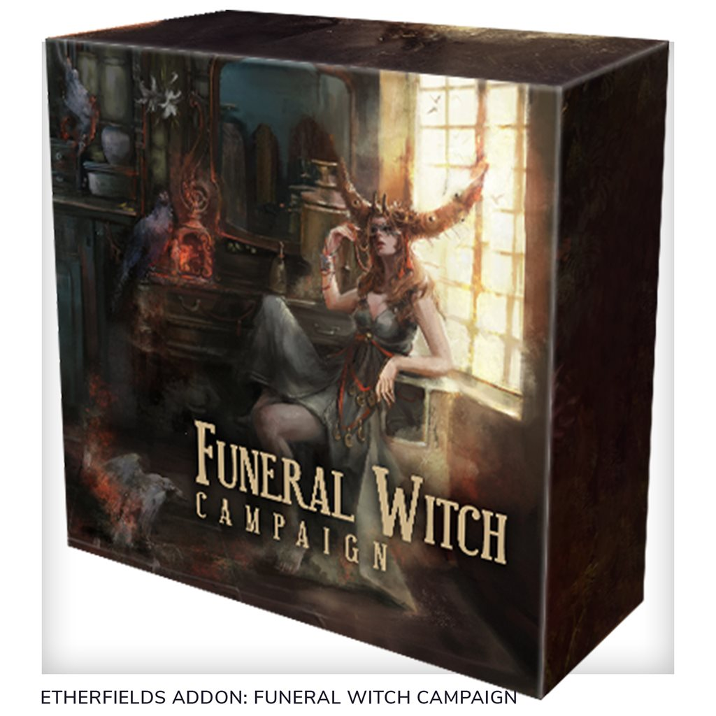 Funeral Witch Campaign