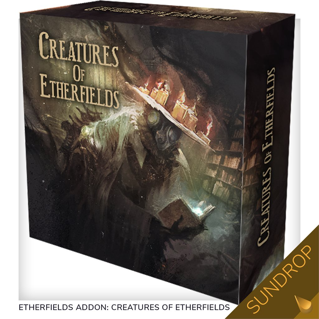 Creatures of Etherfields (Sundrop)