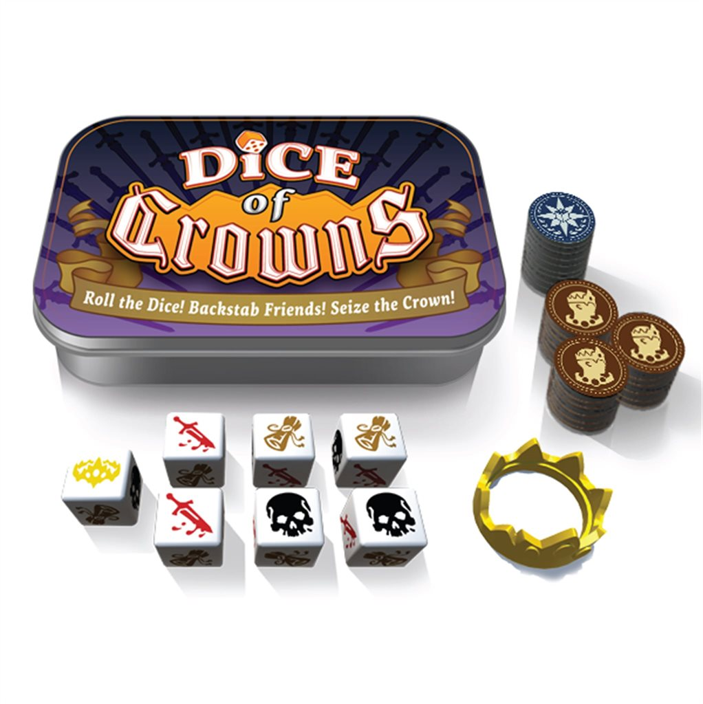 Dice Of Crowns