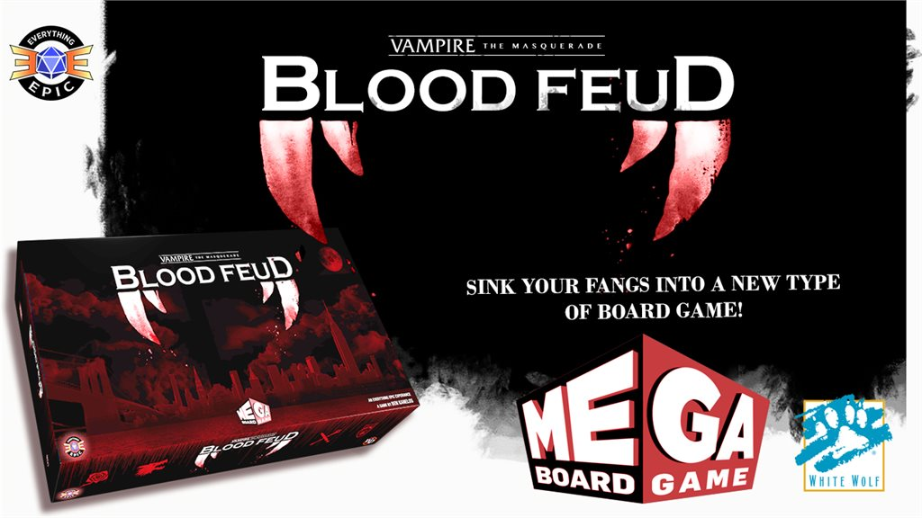 Vampire: the Masquerade - Blood Feud - Core Game