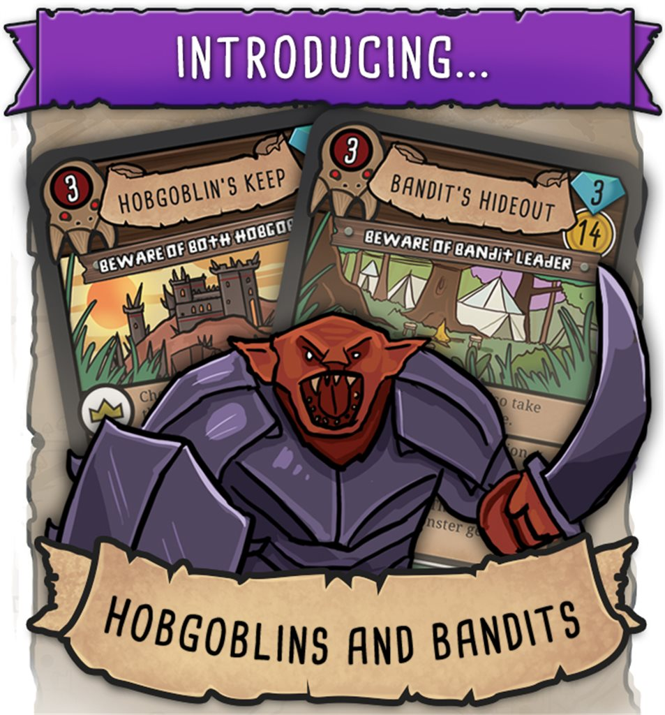 Hobgoblins and Bandits Booster pack