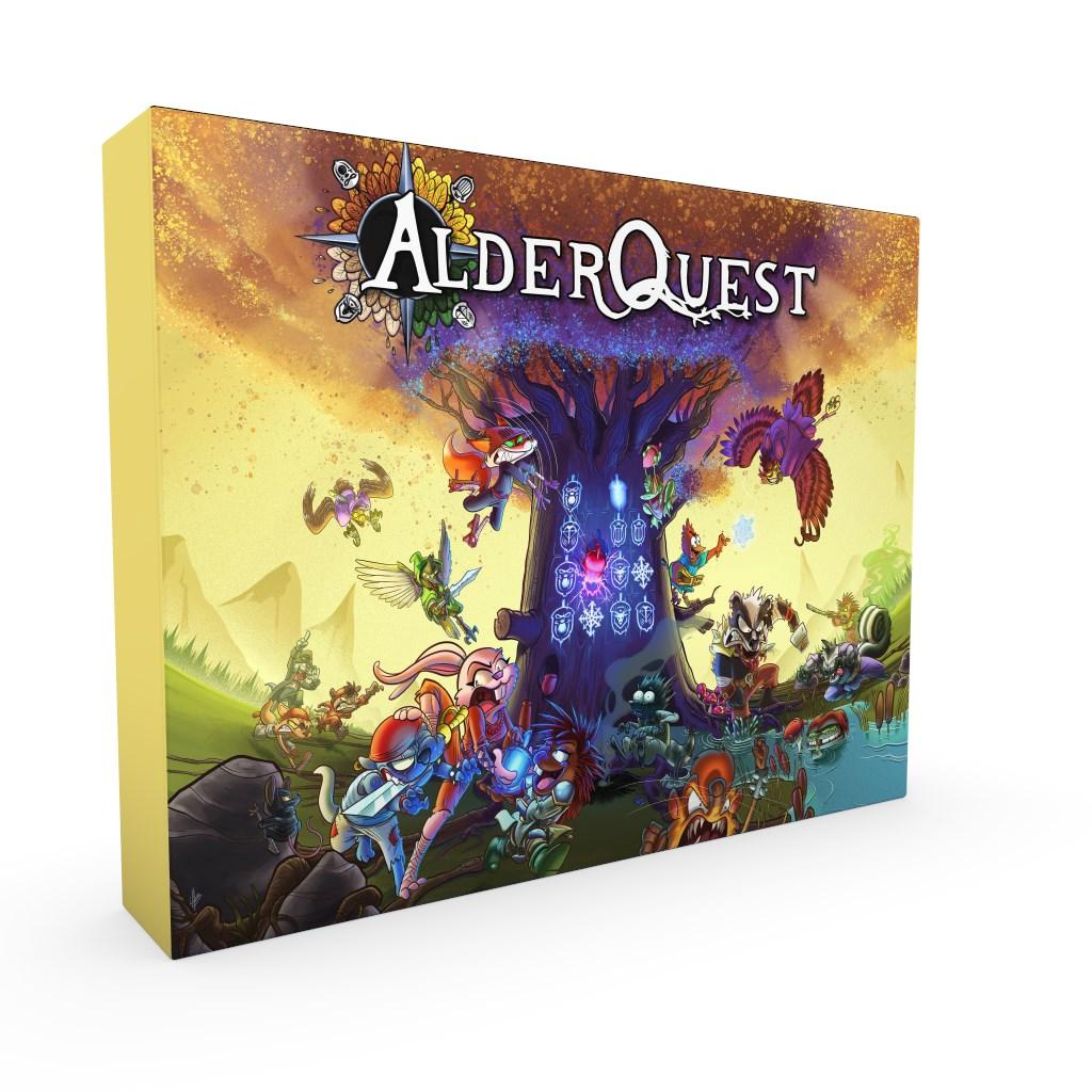 AlderQuest (Preorder)