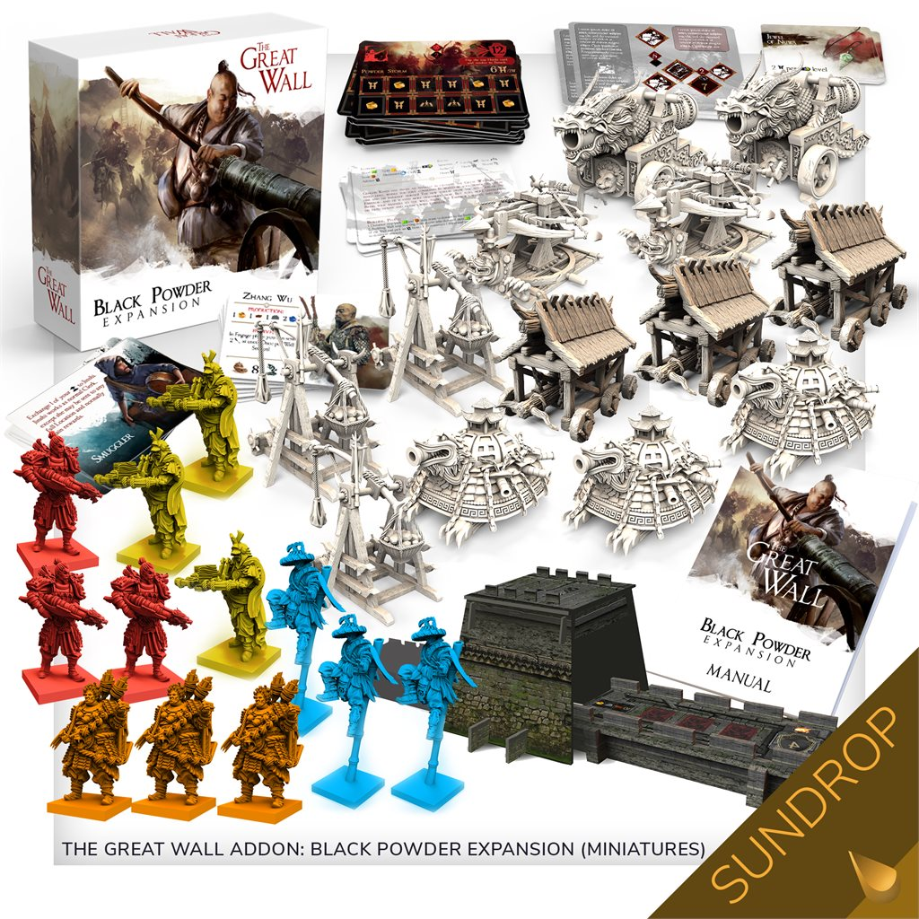 Black Powder expansion [sundrop - miniature version]
