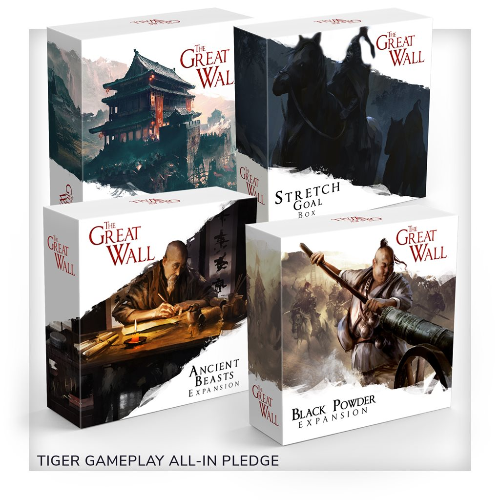 Tiger Gameplay All-in Pledge
