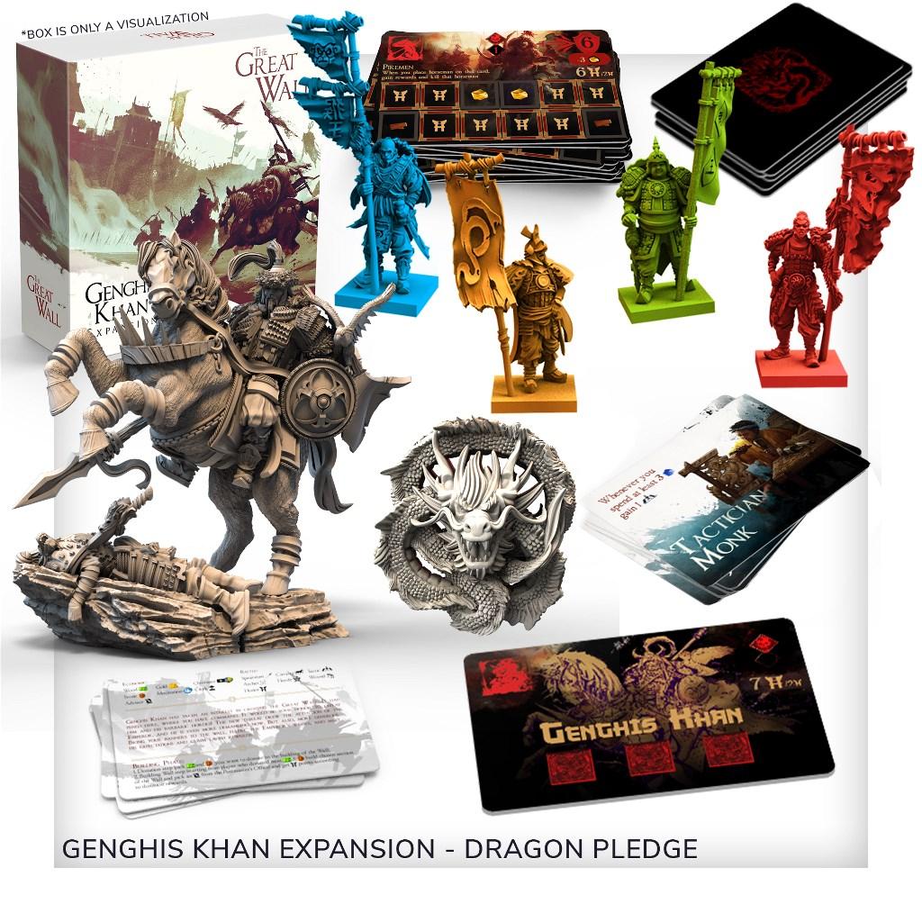 Dragon Group Pledge