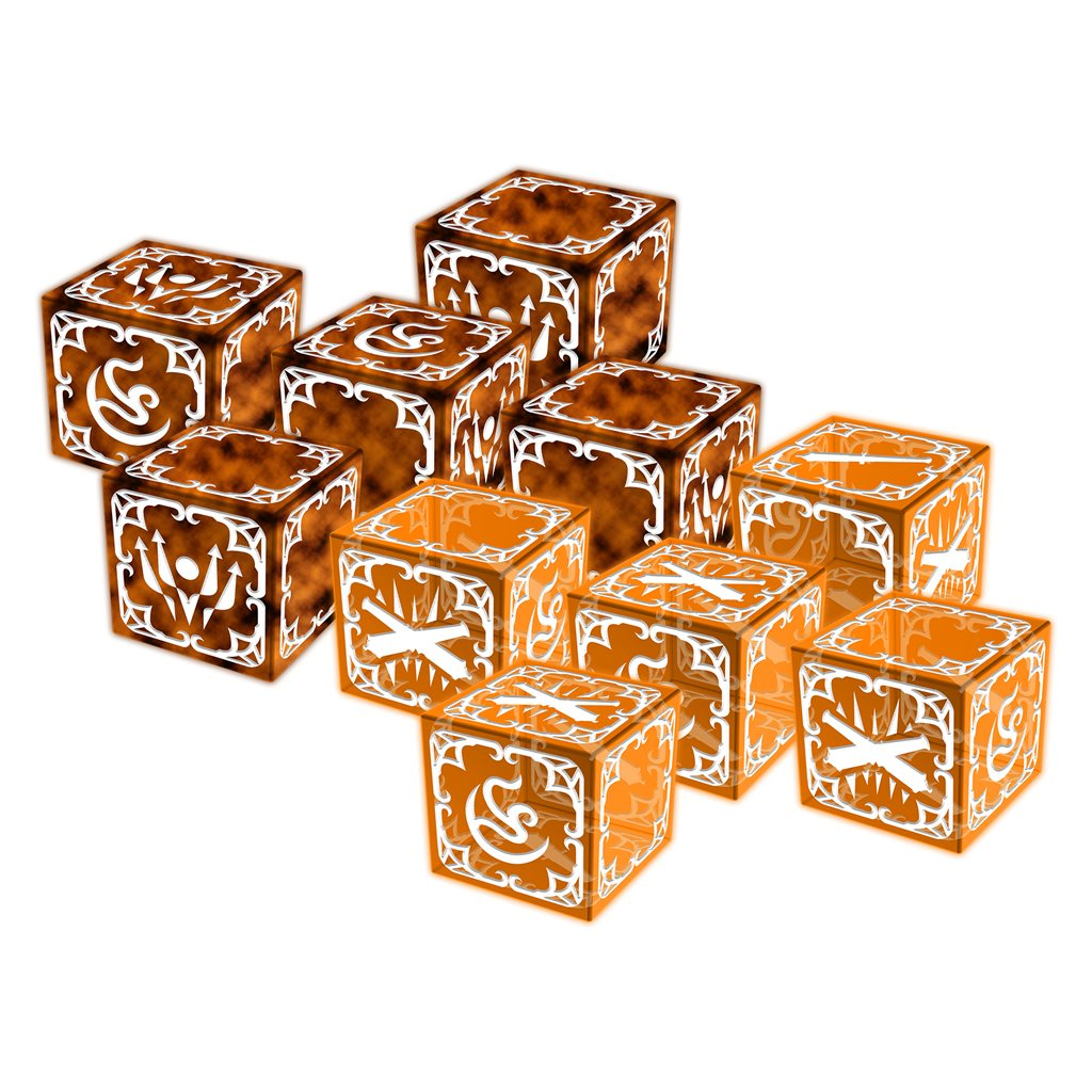 The Aberconway Dice Set