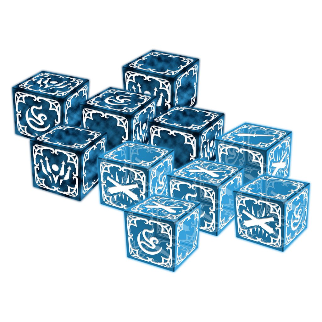 The Brittle Star Dice  Set