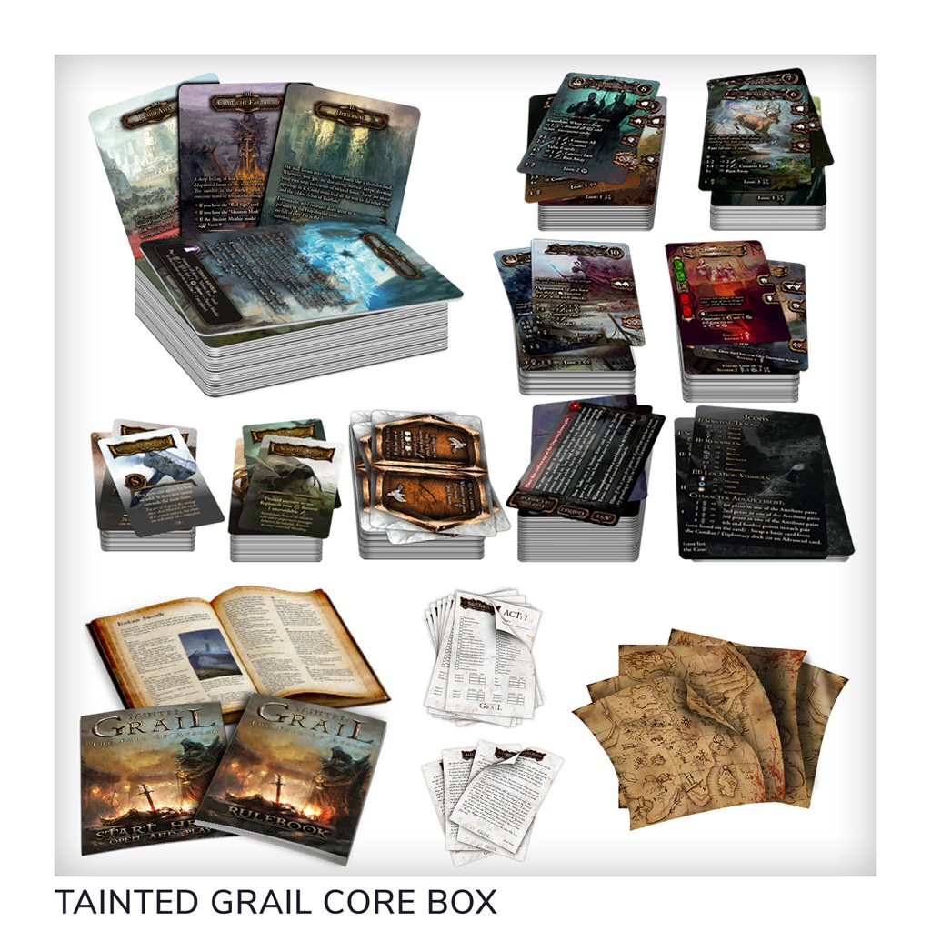 Group pledge - Core box