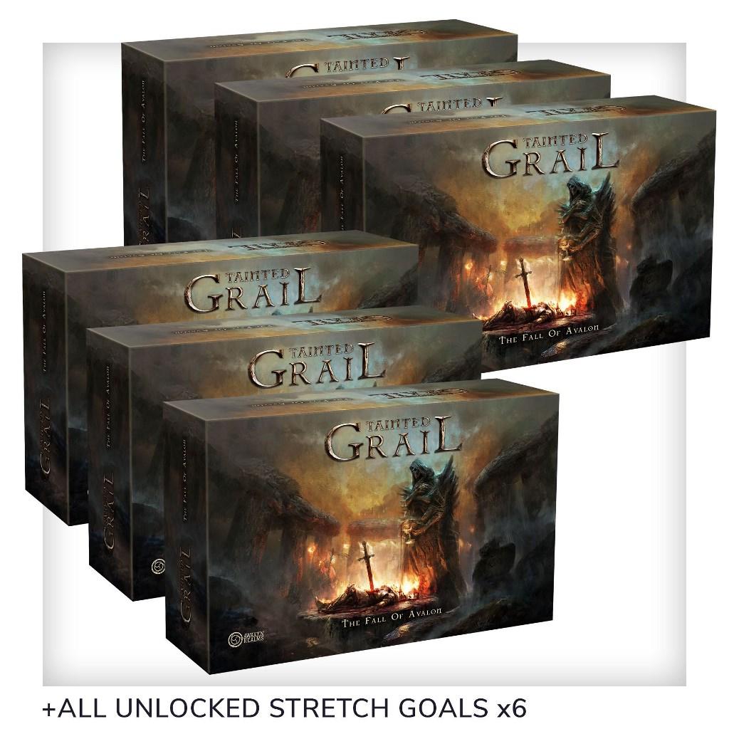 Group pledge - Core box