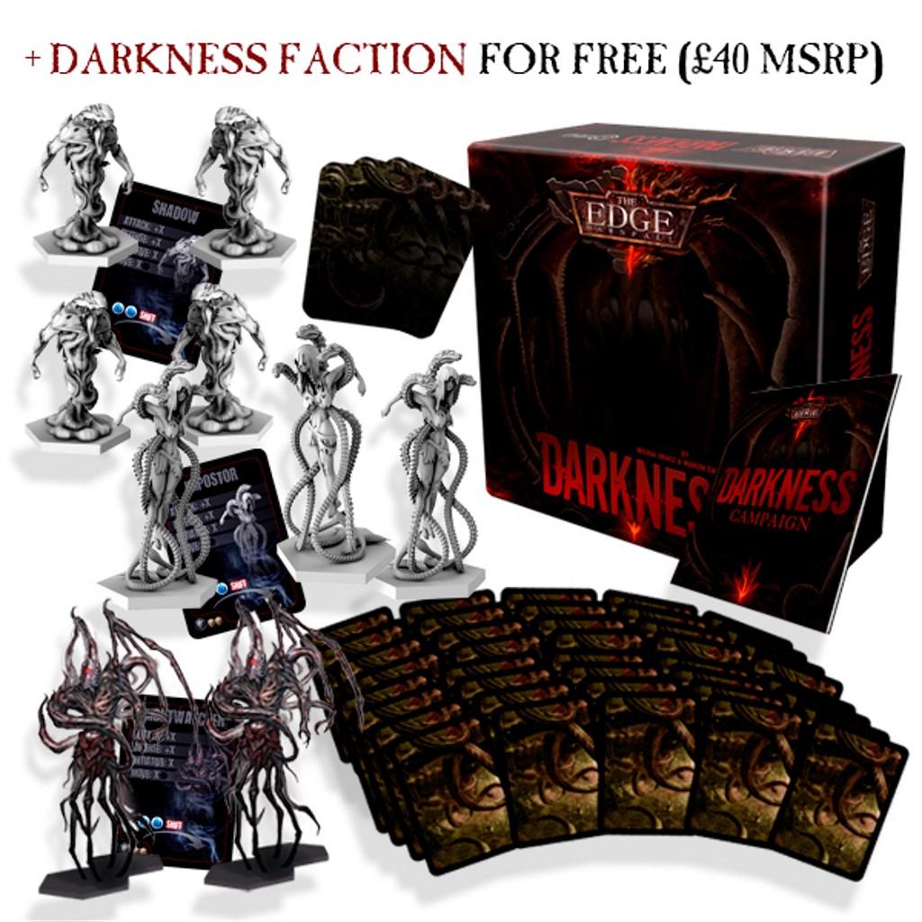 Collector Box - Faceless vs Reborn