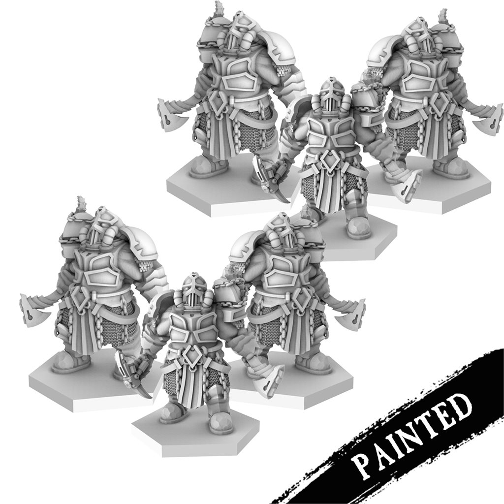 painted militia