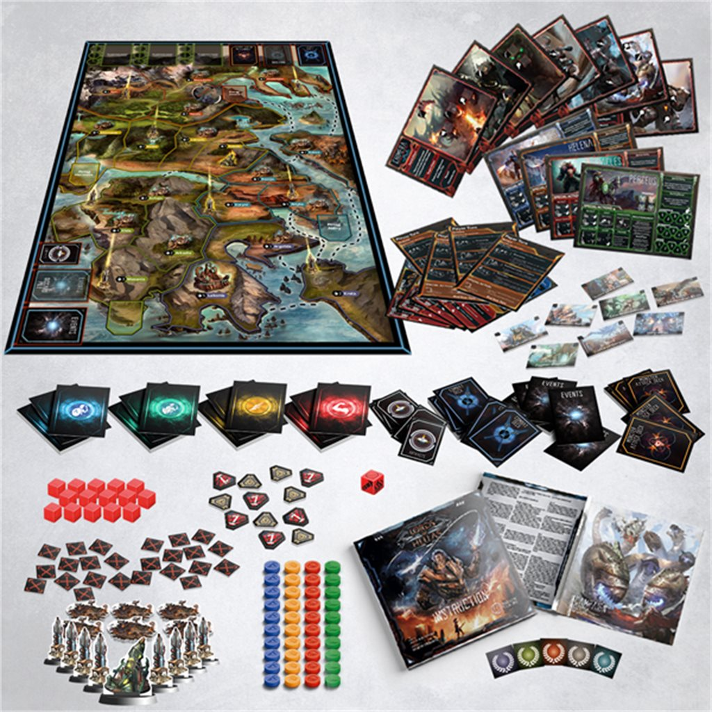 Retailer's pledge: Mythic Collection