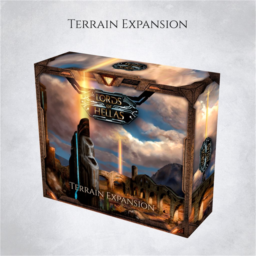 Terrain expansion