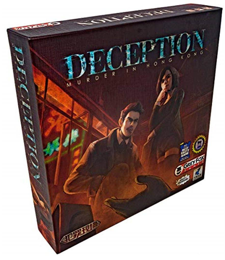 Deception : Murder in Hong Kong