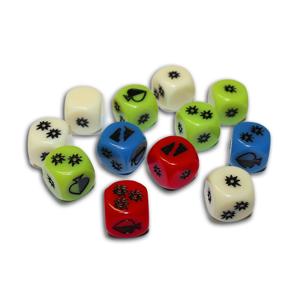 ADDITIONAL DICE PACK