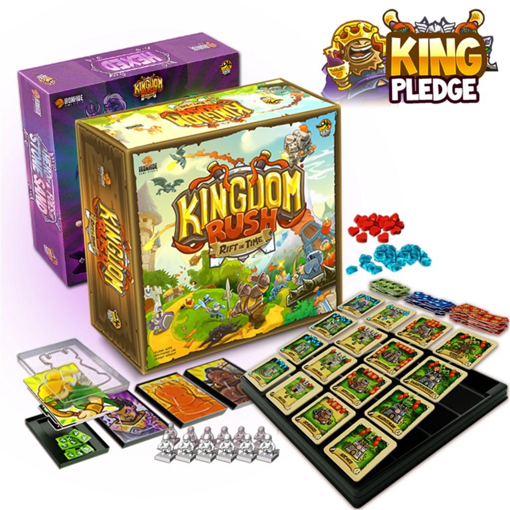 King Pledge