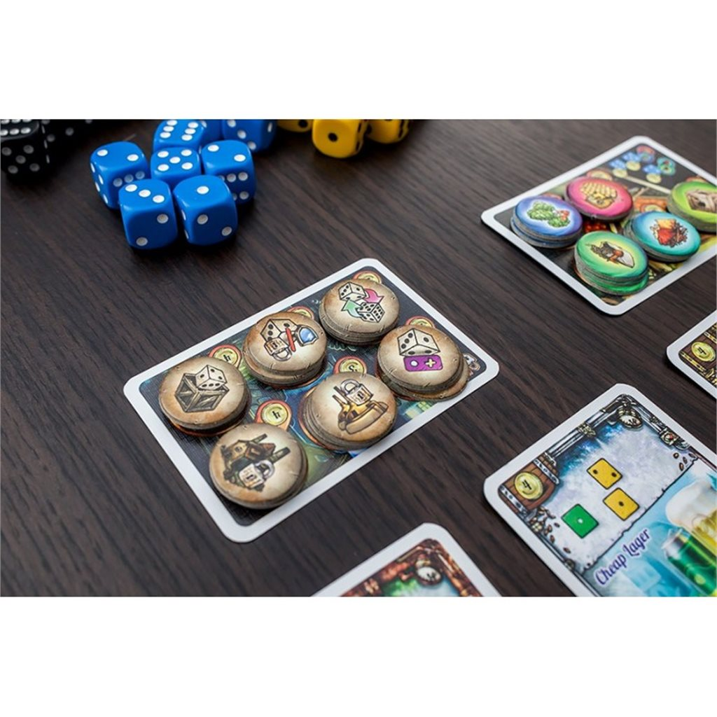 Dice Brewing + Special Effects Cards for FREE (LAST COPIES)