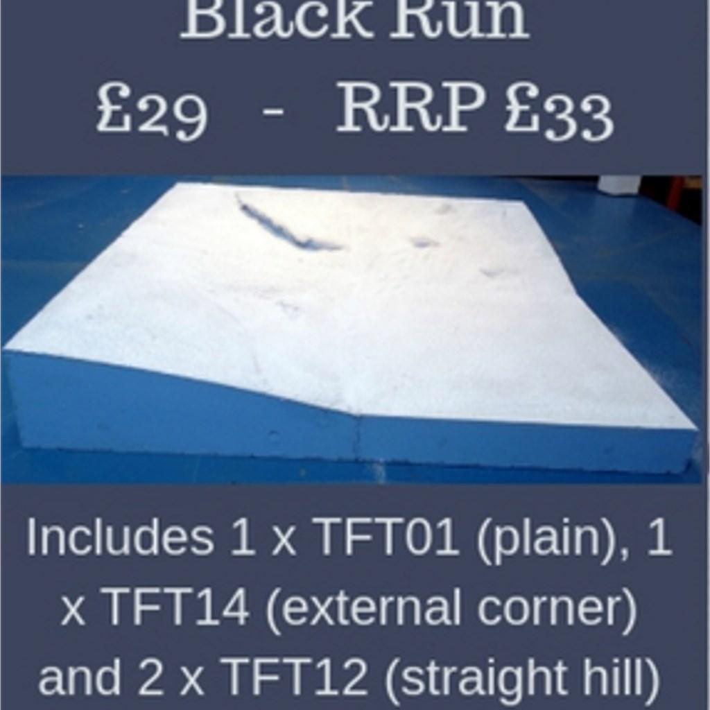 Black Run Terrain Set