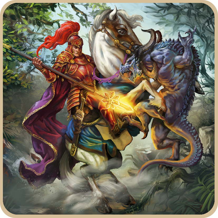 BATTALIA: The Stormgates by Fantasmagoria Games LLC
