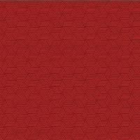 Tri-Pattern Red 90x120