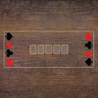 Poker 97x153