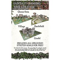 Fantasy Gaming Table
