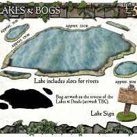 Lakes & Bogs