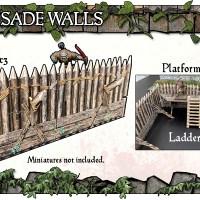 Palisade Walls