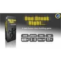 One Drunk Night...