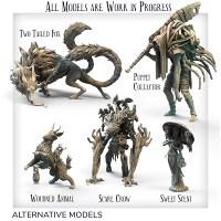 Alternative Creatures of Etherfields