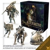 Alternative Creatures of Etherfields (sundrop)