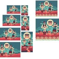 Zestrea Digital Wallpapers