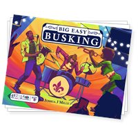 Big Easy Busking HQ Print and Play