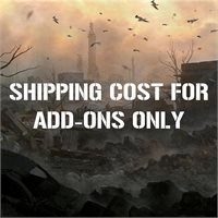 Shipping cost for add-ons only