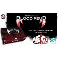 Vampire: the Masquerade - Blood Feud - PREMIUM DELUXE (Not at Retail)
