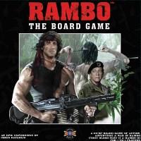 Rambo the Board Game Core (Late Pledge / Pre-Order)
