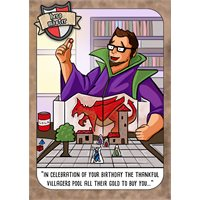 Hero Master Greetings cards