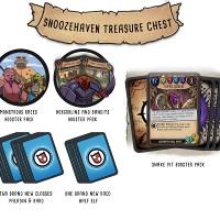 Mega bundle: Snoozehaven Treasure Chest