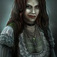 Signed Vampiress print