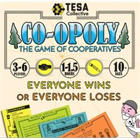 Co-opoly: The Game of Cooperatives