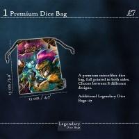 Premium Dice Bag