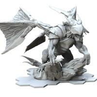 Reborn Dragon resin